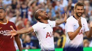 Lucas Moura- Tottenham, Premier League