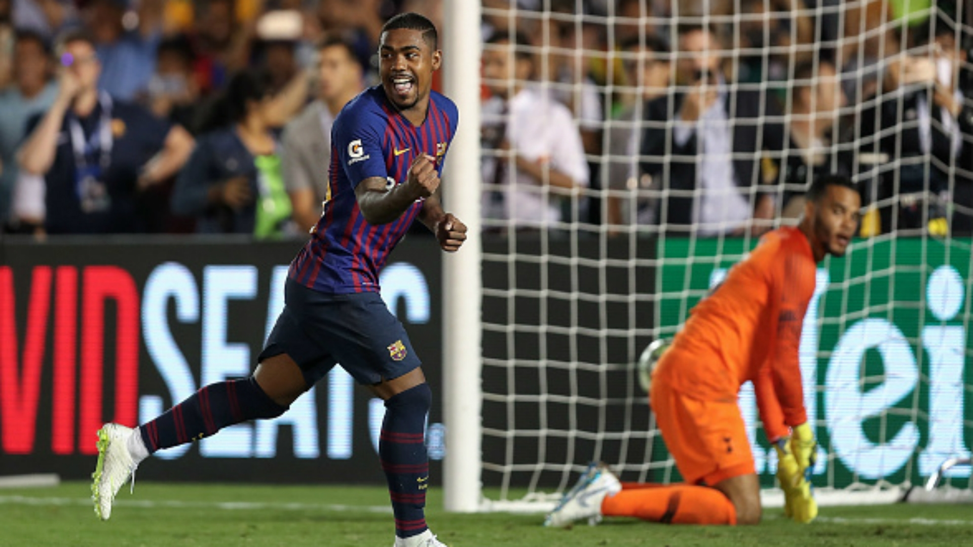 Malcom - Barcelona International champions cup 2018