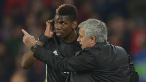 What Jose Mourinho told Paul Pogba following his transfer request