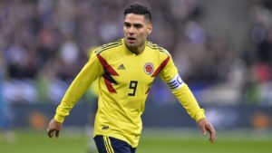 Radamel Falcao - AS Monaco, Colombia