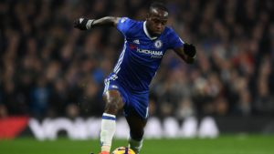 Victor Moses - Chelsea, formely of Nigeria