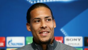 Virgil van Dijk - heping Liverpool set a new defensive record
