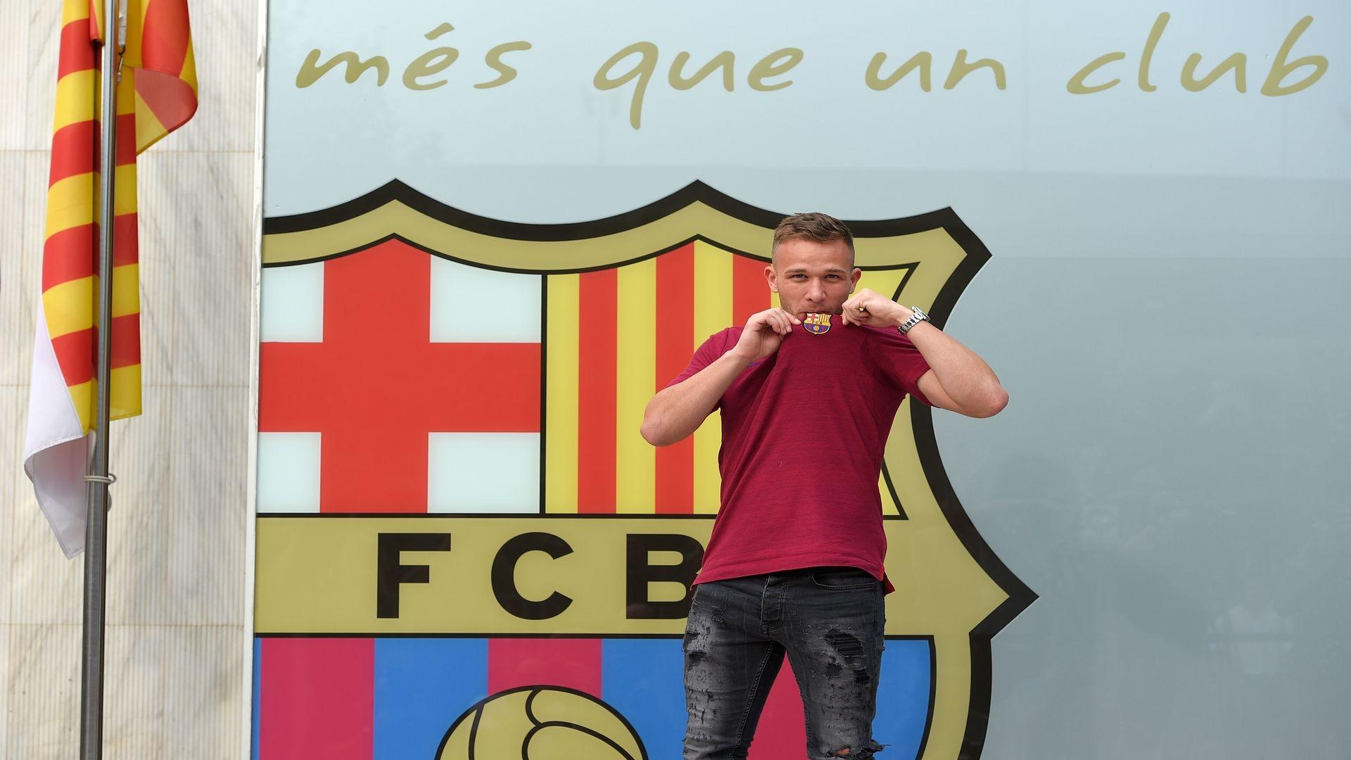Arthur - Barcelona