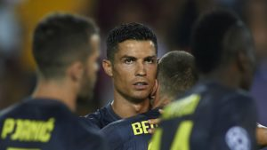 Cristiano Ronaldo's red card was among the last night's Champions League biggest failures