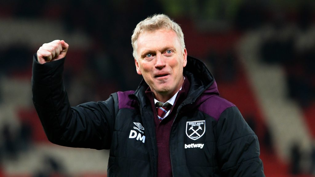 David Moyes - former manager of Manchester United and West Ham