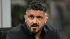 Genaro gattuso - AC Milan manager