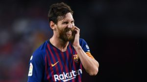 Lionel Messi believes Real Madrid will enter decline with the departure of Cristiano Ronaldo
