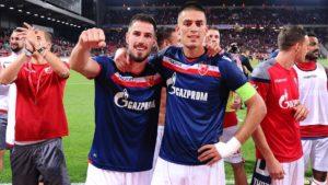 milos degenek - red star belgrade, champions league underdogs