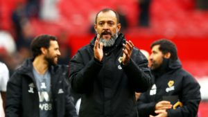 Nuno - Wolves manager