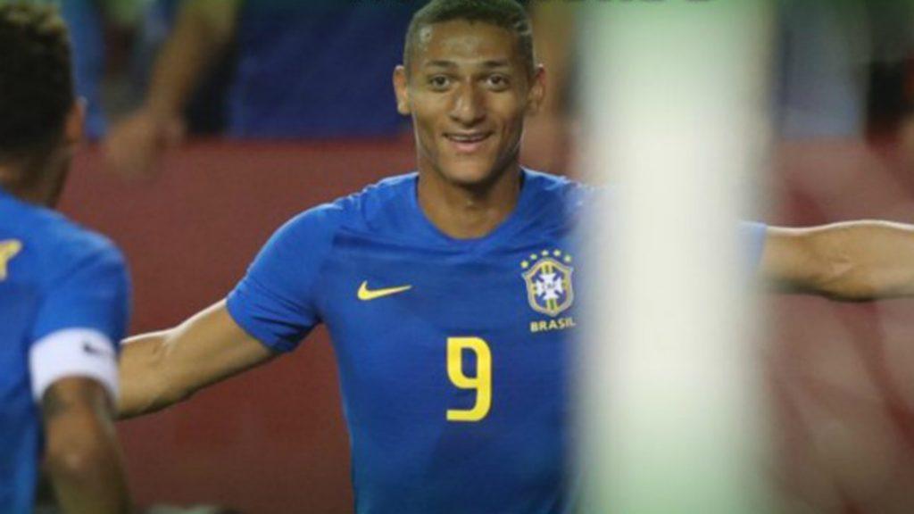 richarlison - brazil's new goalscorer