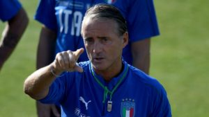 Roberto Mancini - Italy manager ready for first clash against Poland, in the Nations League