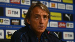 Roberto Mancini - Italy manager