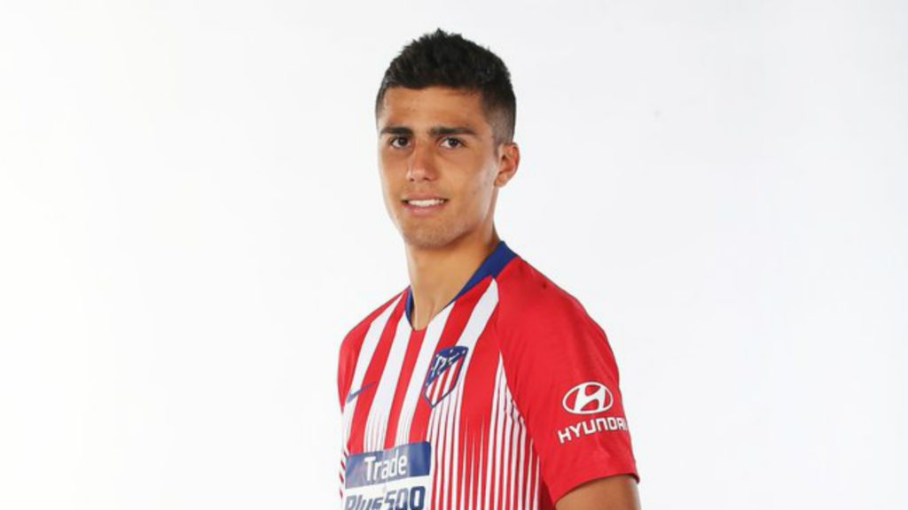 Rodrigo - Ateltico player, one of the most exciting youngsters in La Liga currently