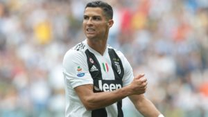 Cristiano Ronaldo - Juventus first goal
