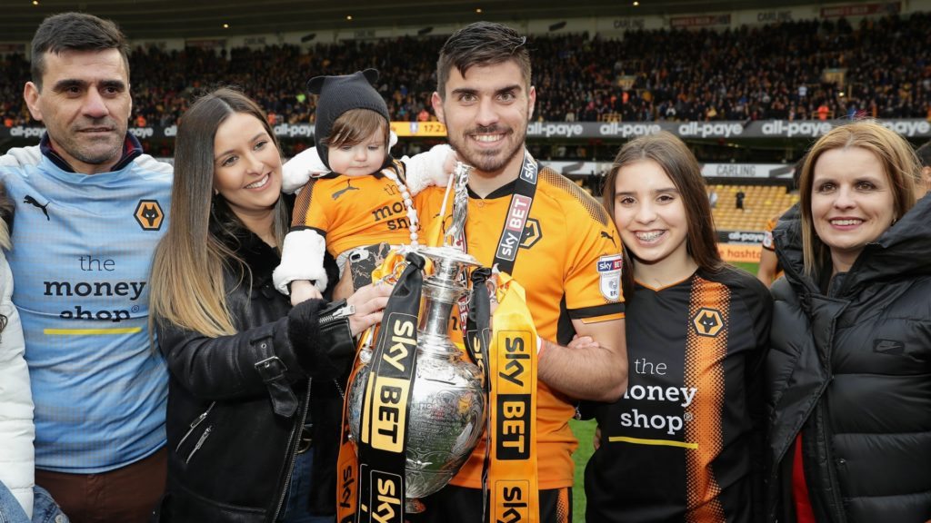 Ruben Neves - Wolverhampton one of the teams