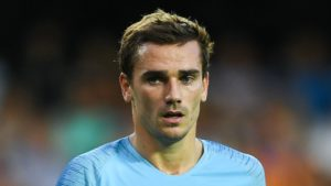 Antoine griezmann - Atletico Madrid, one of the favourites to win the Ballon d'Or