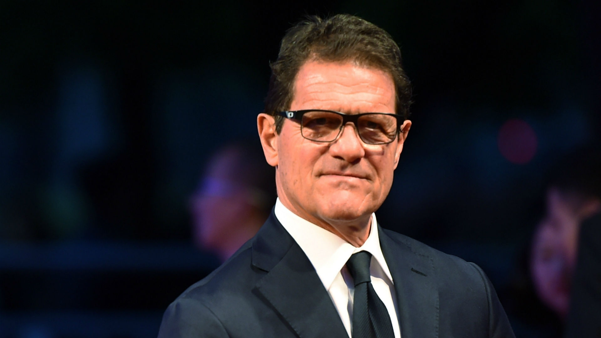 Fabio Capello - forrmer manager of England and Real madrid
