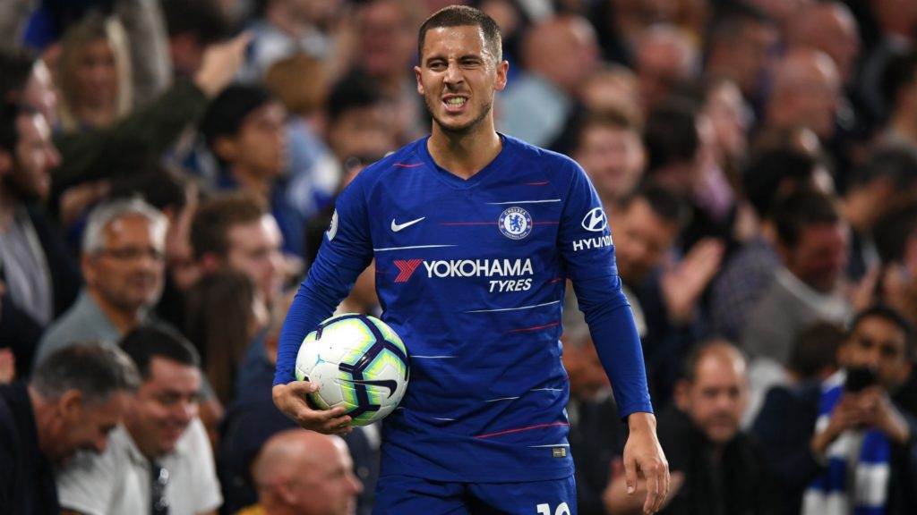 Eden Hazard - Chelsea star speaks about interest from Real Madrid