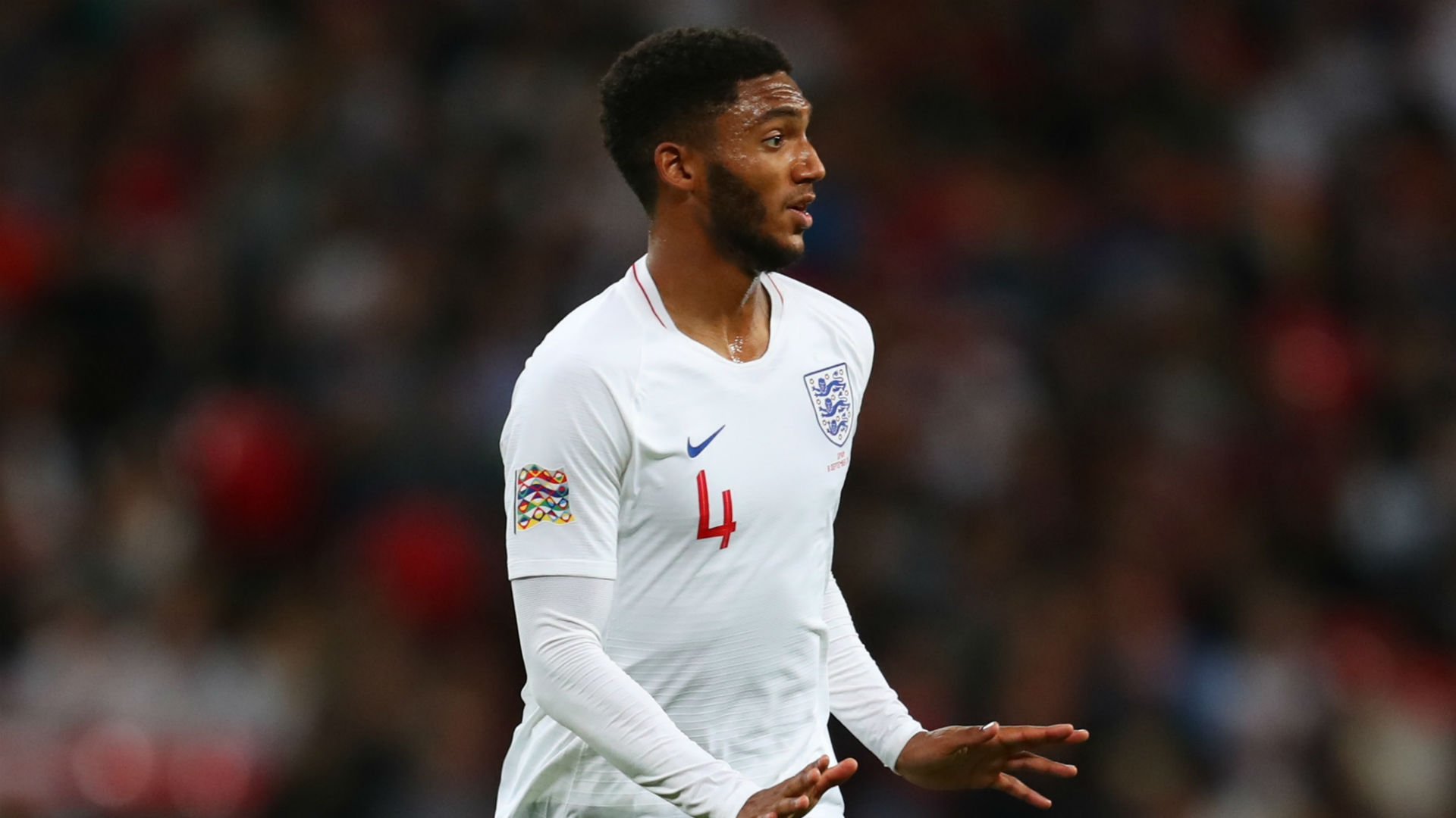 Joe Gomez - England, Liverpool