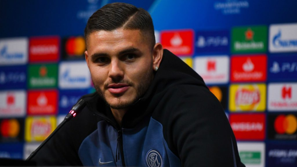 Mauro Icardi - Inter ahead of Barcelona