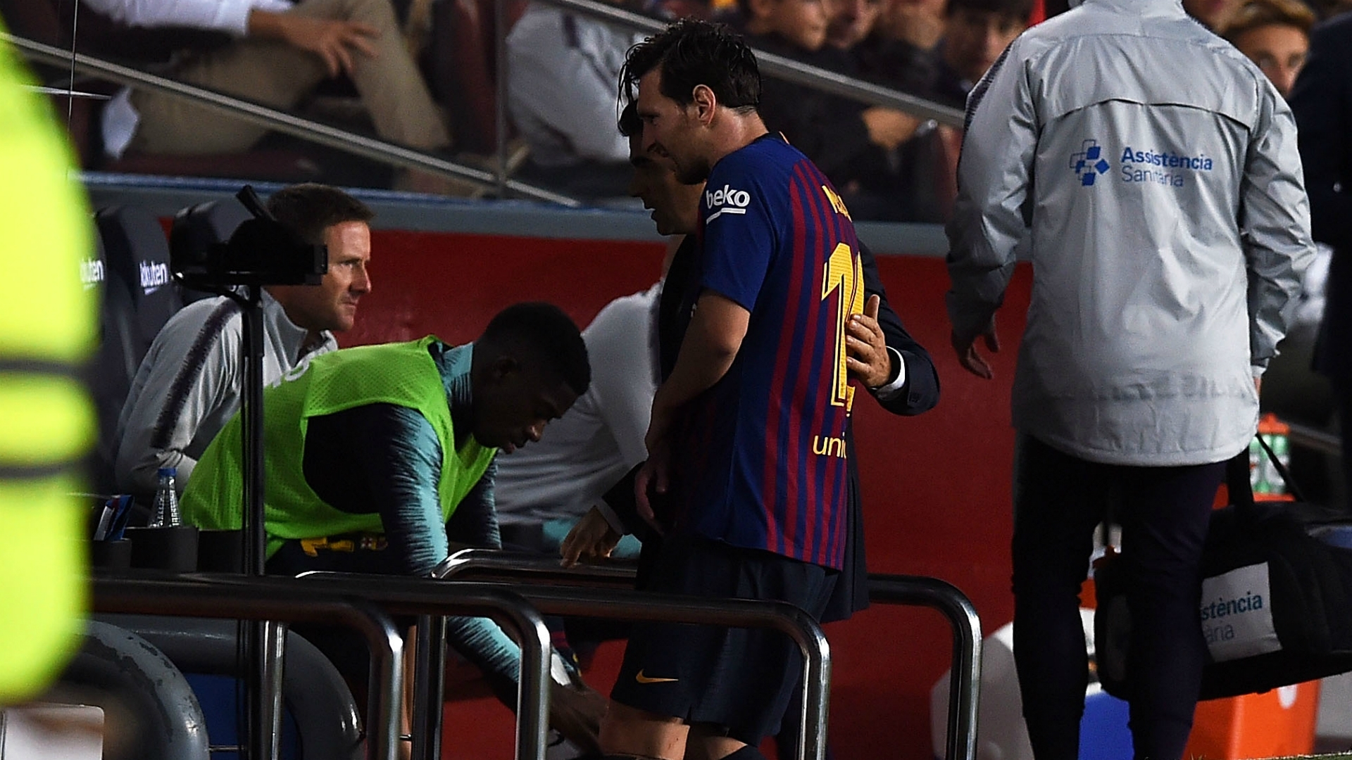 Lionel Messi to miss ChampionsLeague derby against Inter