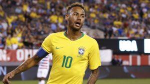 Neymar, - Brazil, PSG