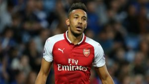 Pierre Emerick Aubameyang - Arsenal