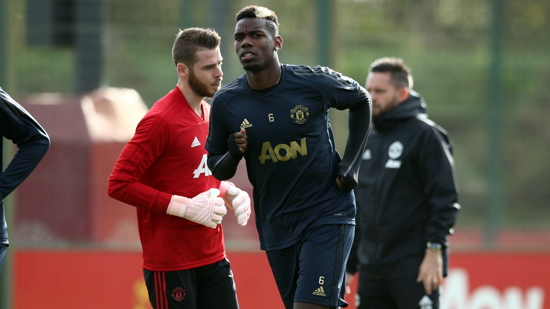 Paul Pogba - Manchester United, France