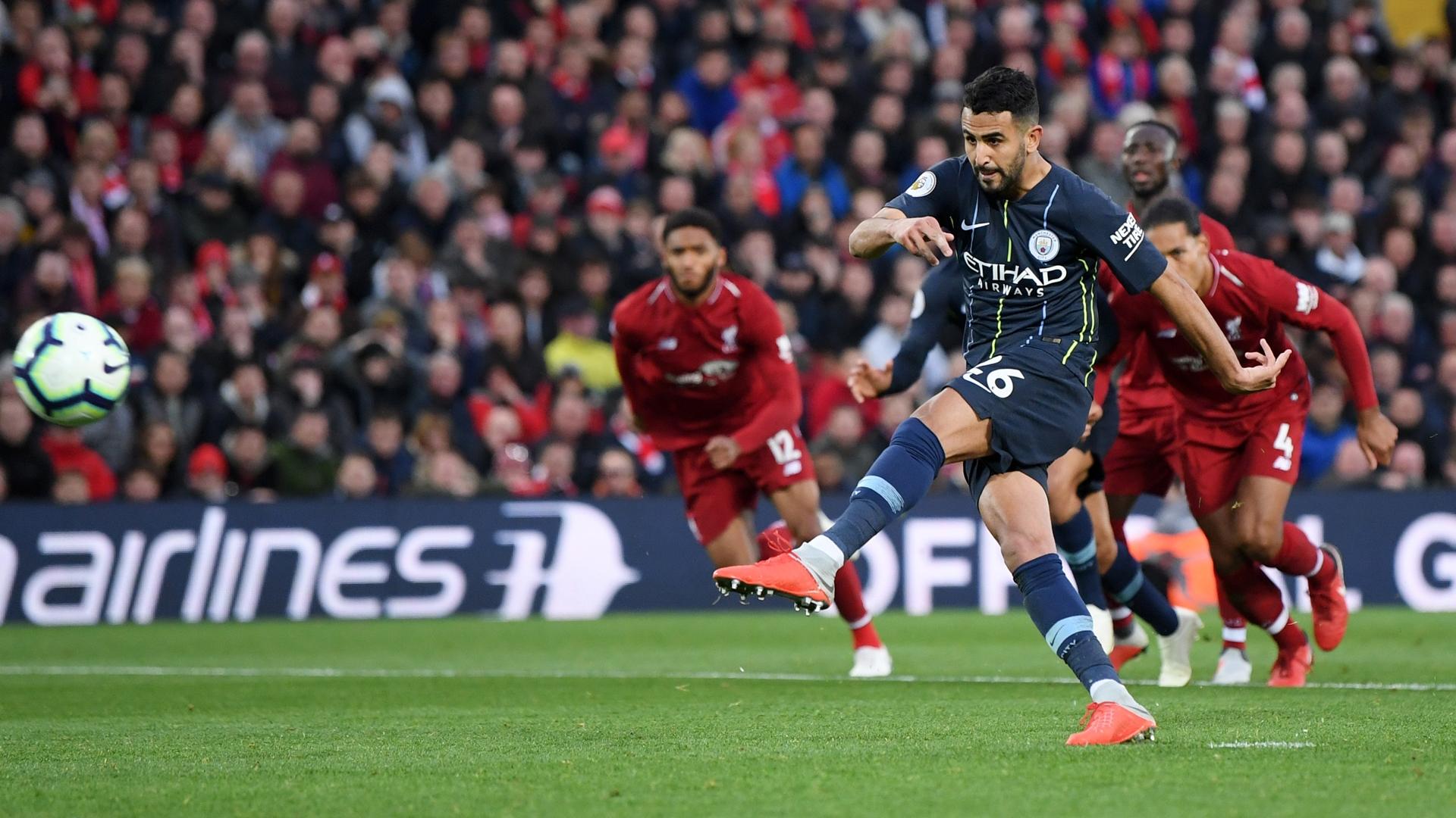 Riyad Nahrez - Manchester City