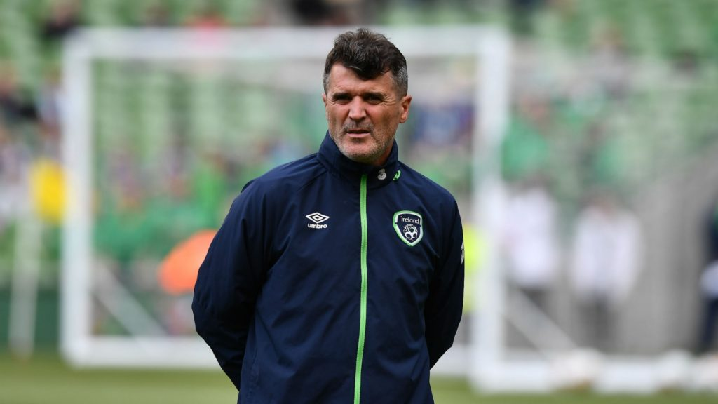 Roy Keane was once banned from the Ireland national team following a feud with manager Mick McCarthy