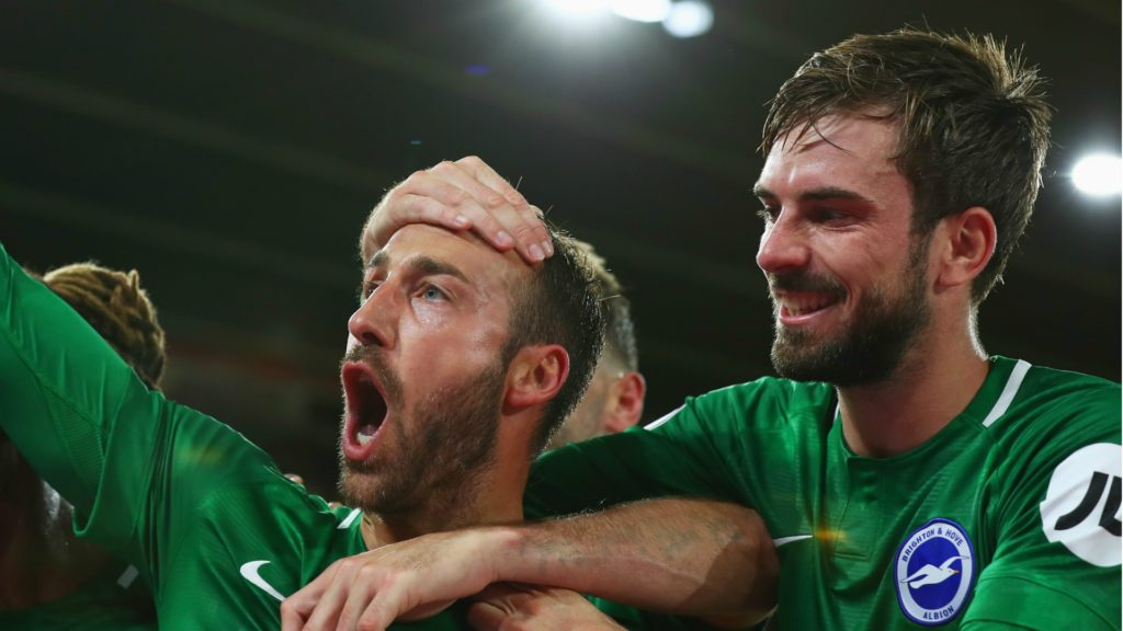 Glenn Murray, the Brighton veteran is one of Europe\s best forwards this season