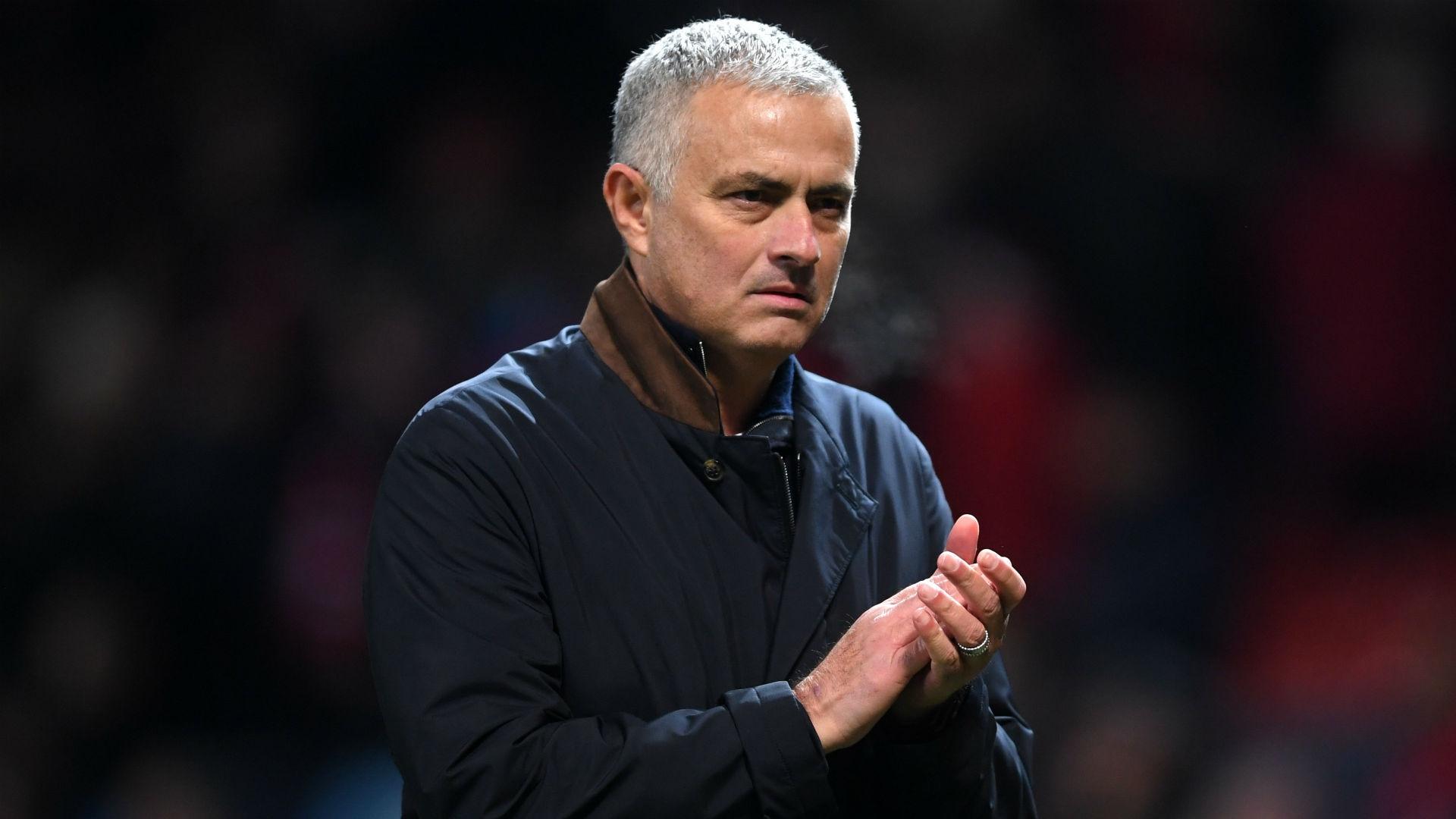 Jose Mourinho - Manchester United manager