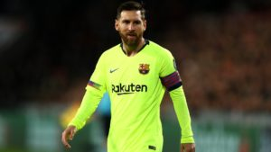 Lionel Messi - Barcelona, Spain
