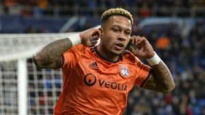 memphis depay - lyon, netherlands ahead of saint-etienne derby