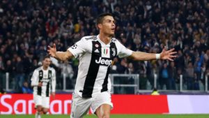 cristiano ronaldo - juventus lost surprisingly to manchester united, despite Ronaldo's early goal