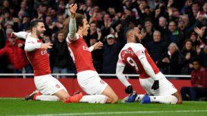 Arsenal Alexandre Lacazette (Premier League)