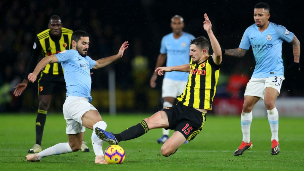gundoganin action, as manchester city continues winning streak