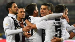 Ronaldo - Juventus squad