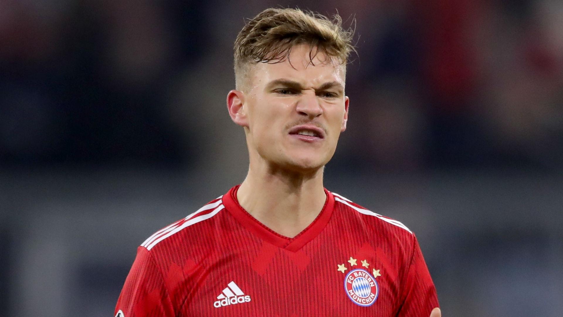 Joshua Kimmich - Bayern Munchen