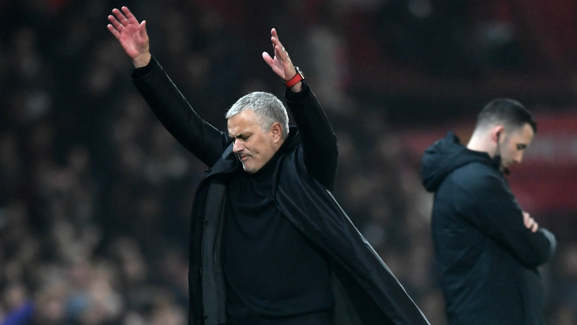 Jose Mourinho- Manchester United draws 2-2 to Arsenal