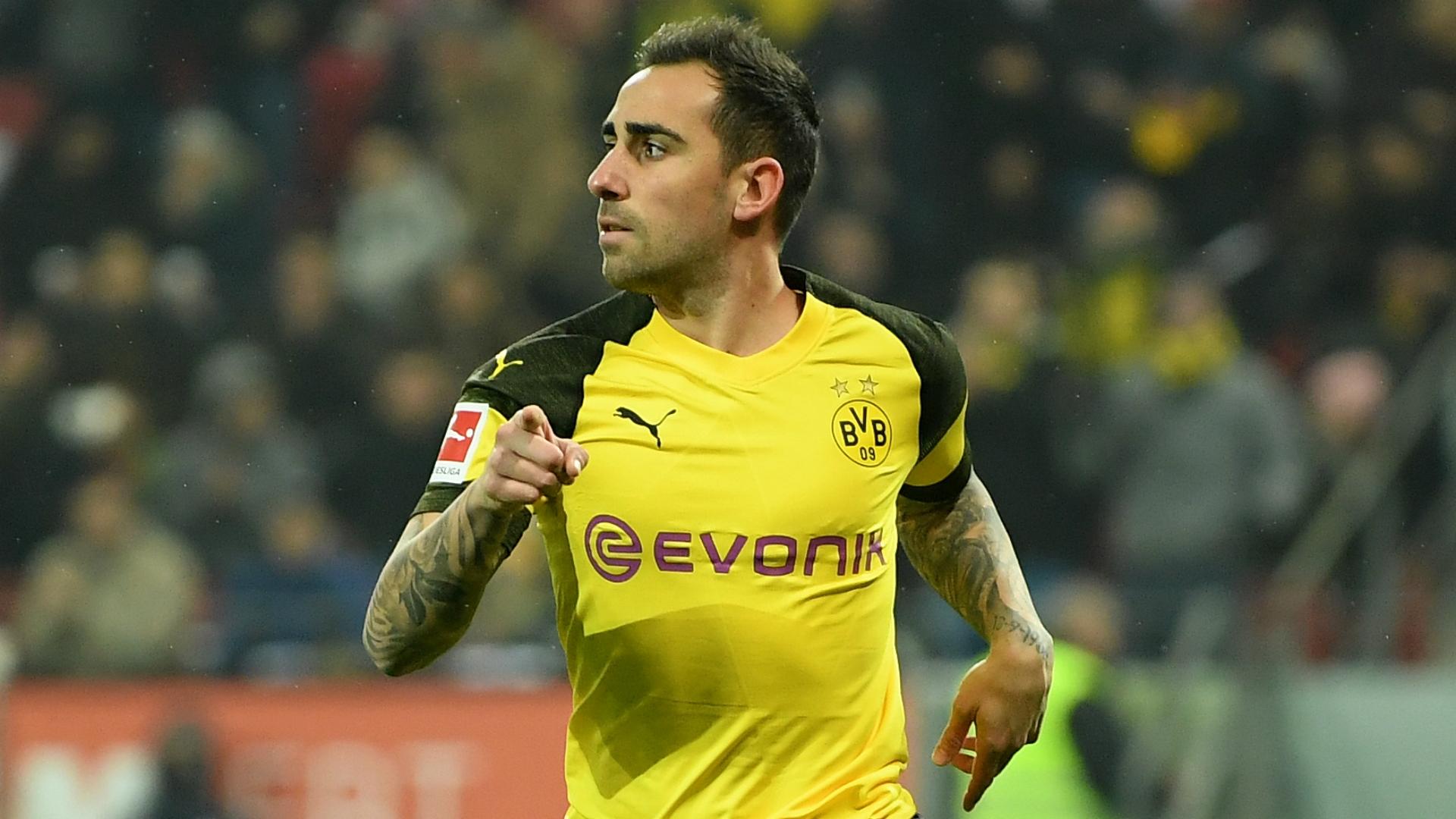 Paco Alcacer - Borussia Dortmund