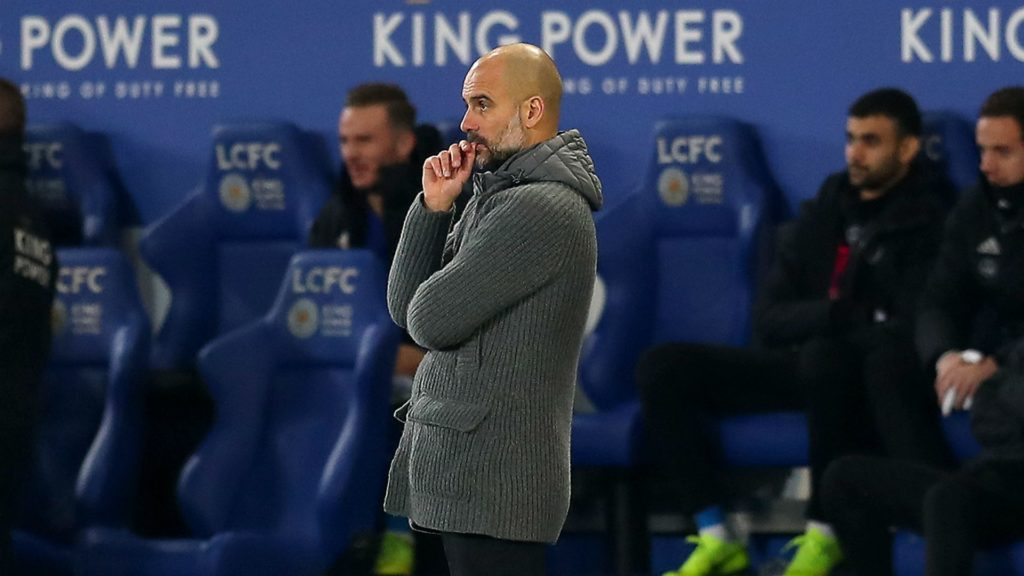 pep guardiola - manchester city speaks ahead of this round of European football