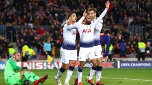 tottenham, lucas moura scores decisive goal