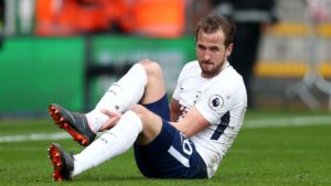 Harry Kane injury update