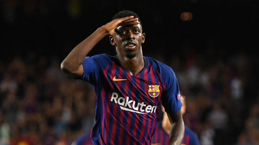 ousmane dembele - barcelona. Dembele is one of our tips for your fantasy La Liga squad