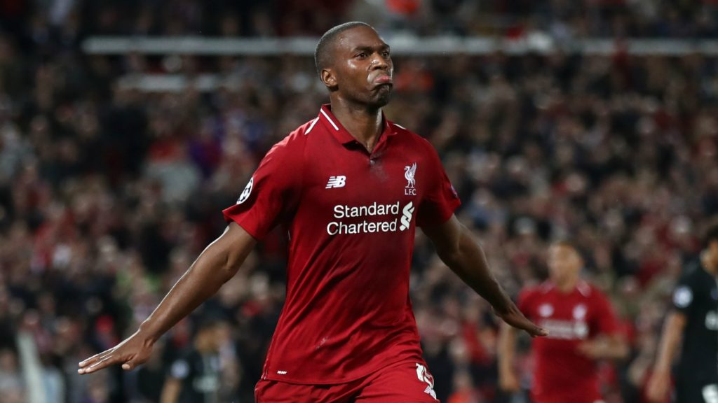 Daniel Sturridge - Liverpool , Premier League striker