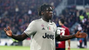 Mose Kean - Juventus, one of the players that may create an important surprise in the Champions League