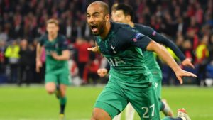 Lucas Moura - Tottenham, Champions league and fantasy Champions league hero