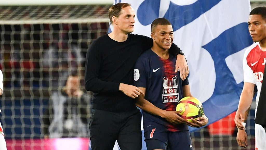 Kylian Mbappe goals, Golden Boot 2020 Ligue 1