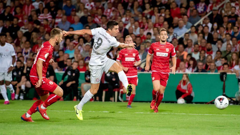Bundesliga - Robert Lewandowski, Bayern Munchen